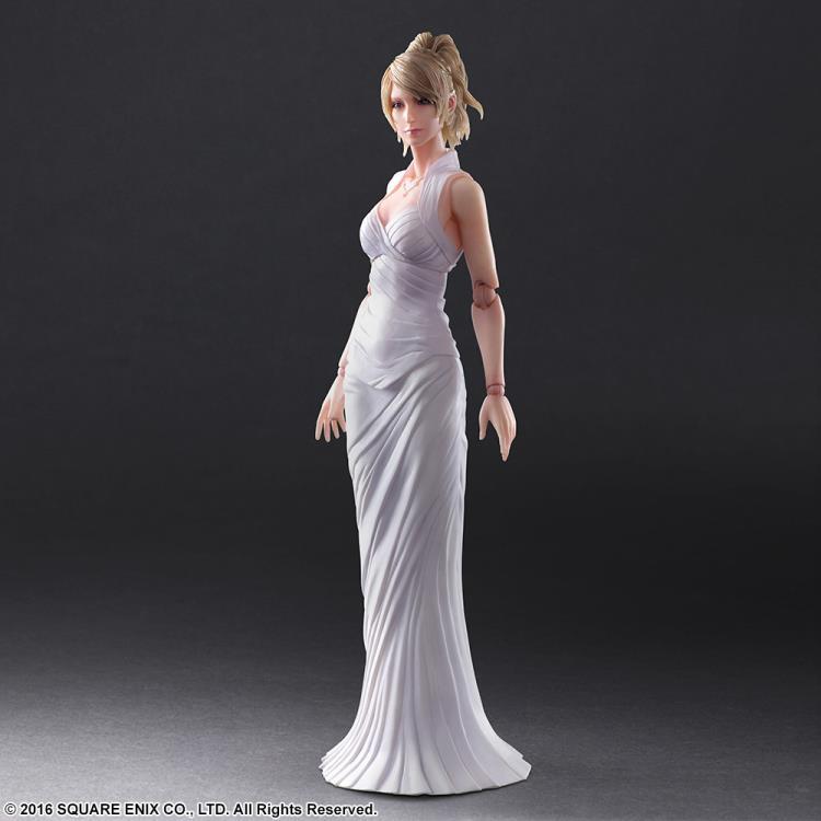 Final Fantasy XV - Lunafreya Nox Fleuret - Play Arts Kai