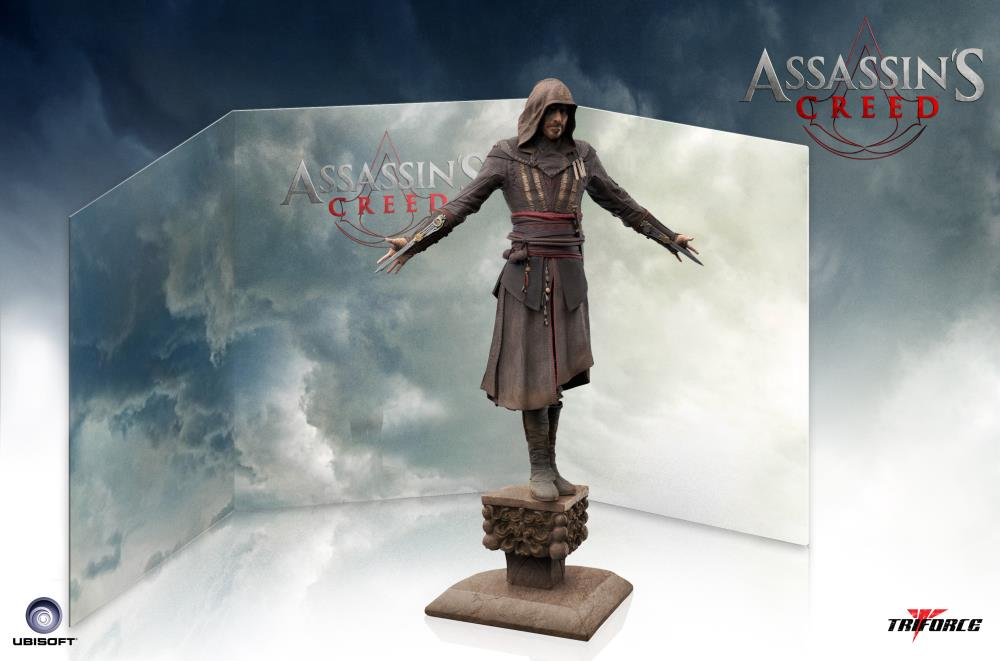 Assassin S Creed 1 5 Scale Aguilar Statue
