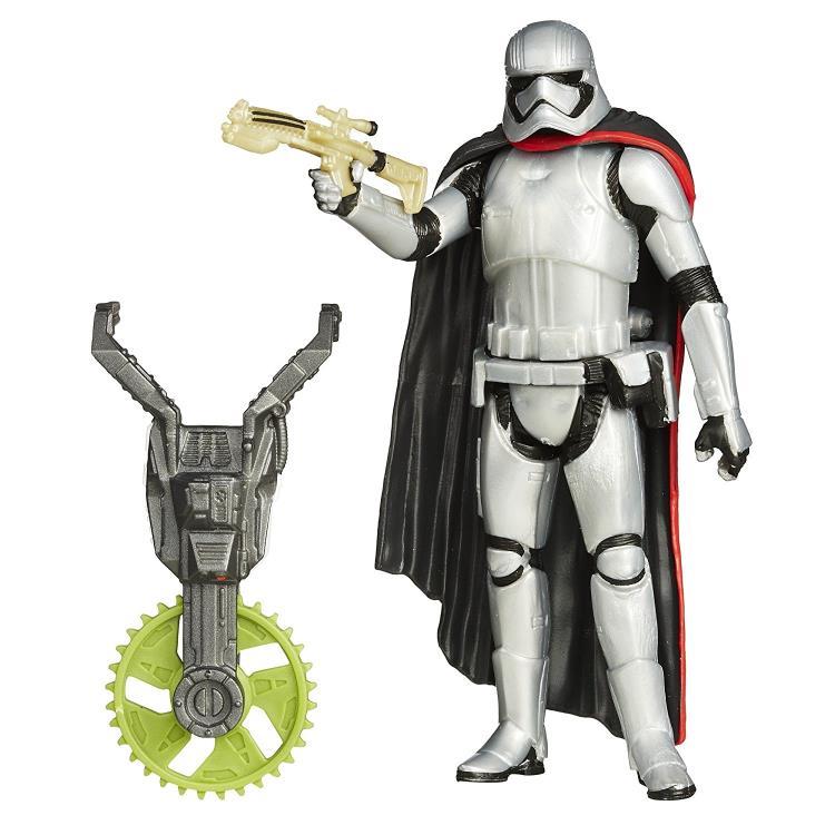 Hasbro 2015 Star Wars Force Awakens Captain Phasma 3.75 inch Figure MOC