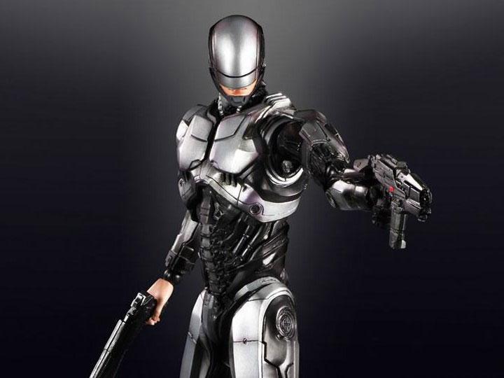 Play Arts Kai Robocop Version 1 0
