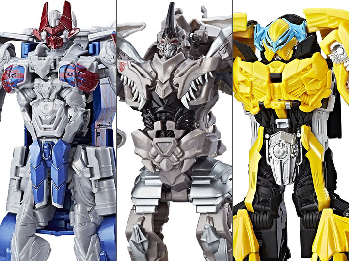 Transformers The Last Knight Knight Armor Turbo Changer Optimus Prime Kids Toy