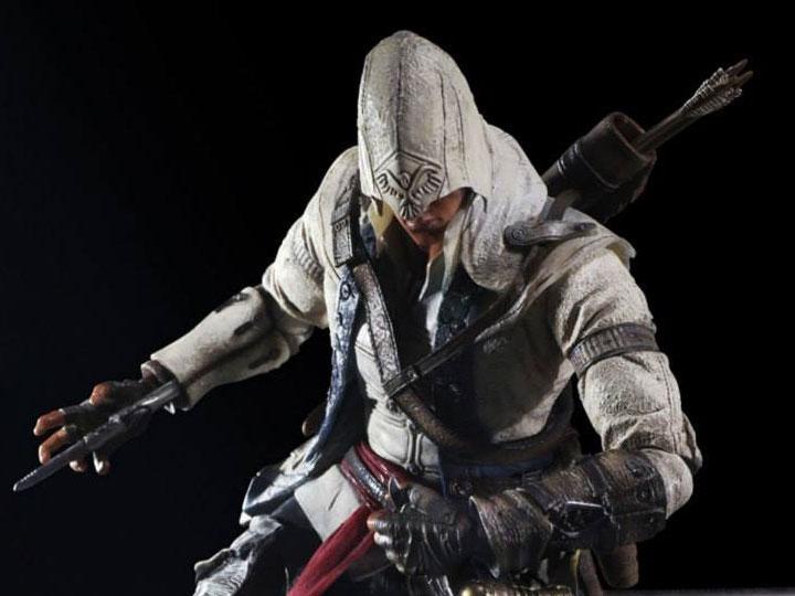 Assassin S Creed Play Arts Kai Connor Davenport