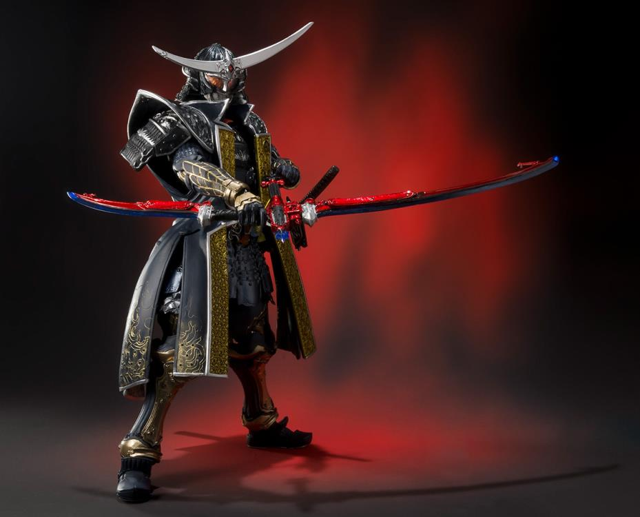 NEW Bandai SIC Kamen Masked Rider Gaim Jimber Lemon Arms Figure from Japan F//S