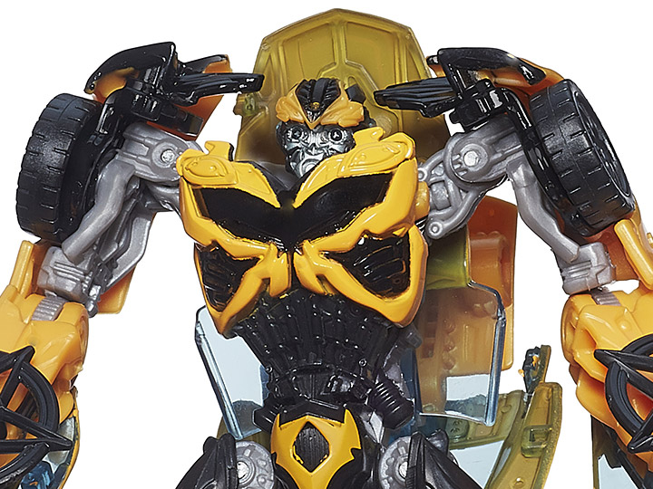 Deluxe Bumblebee Age of Extinction Transformers