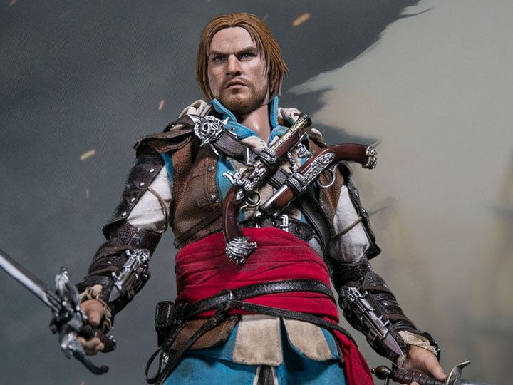 Assassin S Creed Iv Black Flag Edward Kenway 1 6 Scale Figure