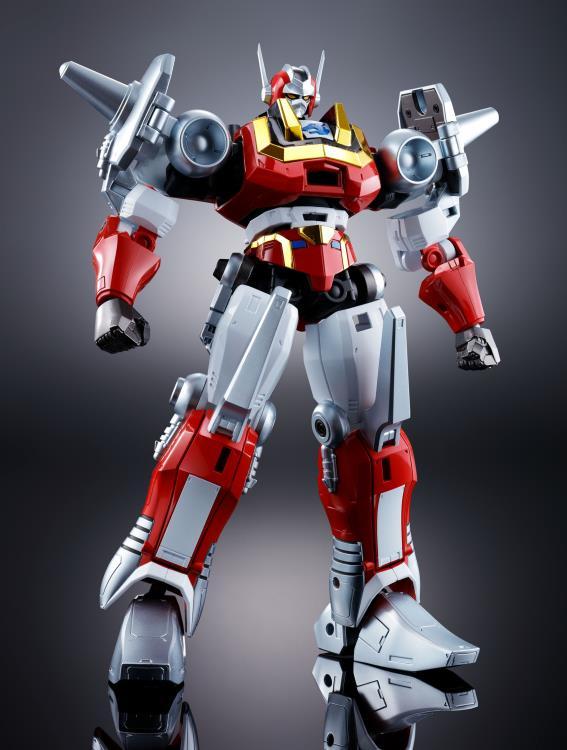 Soul of Chogokin GX-39 BAIKANFU GODAIKIN DIECAST BANDAI Super Robot