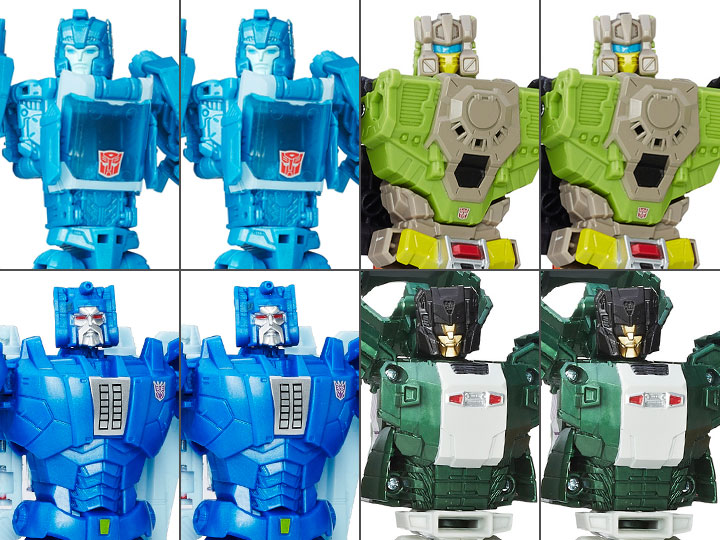 Transformers Titans Return Hardhead /& Furos DLX Class New Sealed