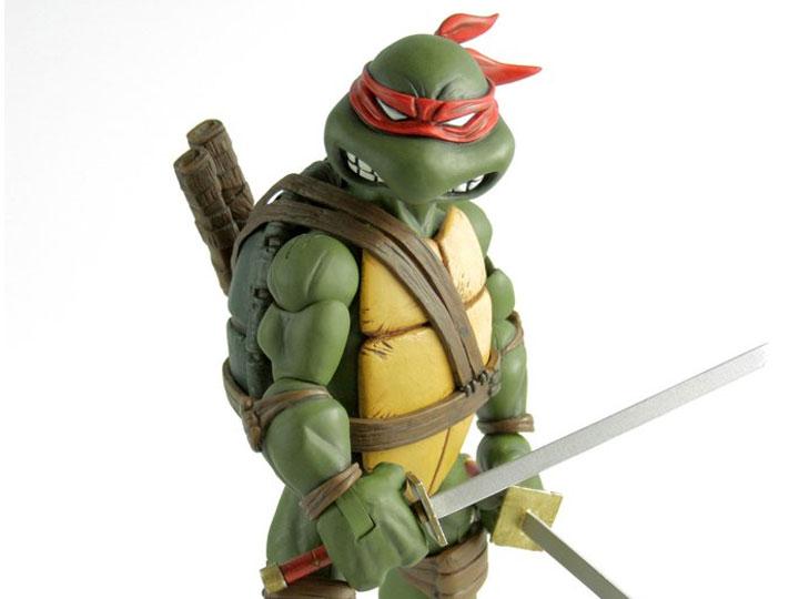 Mondo TMNT Leonardo Teenage Mutant Ninja Turtles 1//6 Scale Sideshow USA Seller