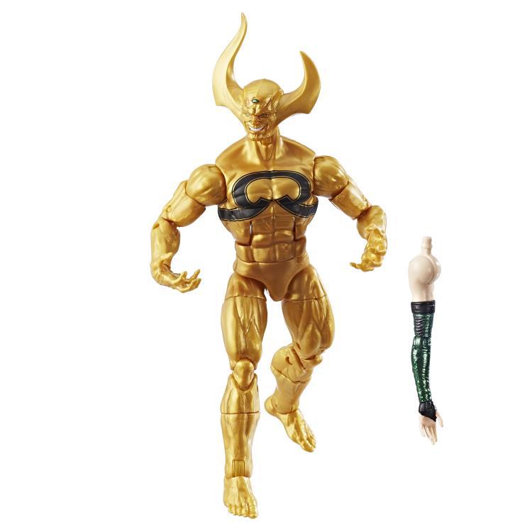 """Marvel Legends 6/"""" figure EX Nihilo Mantis series complete excellent"""