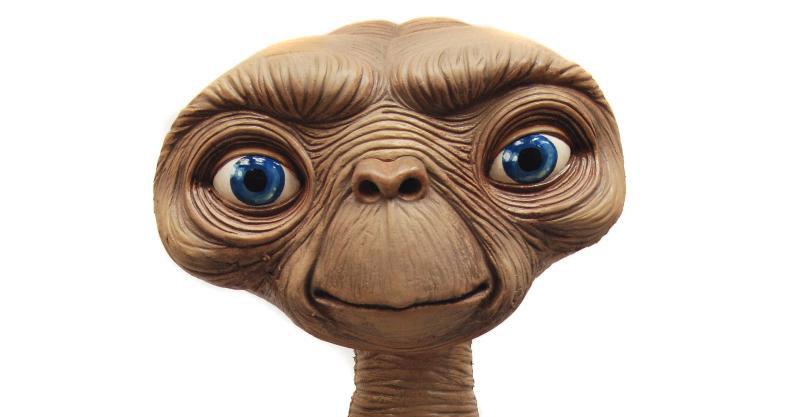 E.T Stunt Puppet Neca PREORDINE!!! the Extra-Terrestrial Replica E.T