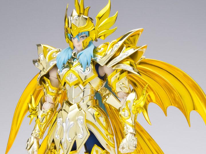 Bandai Saint Seiya Figure Soul of Gold Myth Cloth EX God Pisces Aphrodite