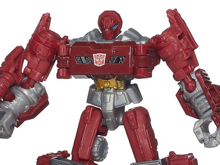 Hasbro Transformers Generations Combiner Wars Legends Warpath