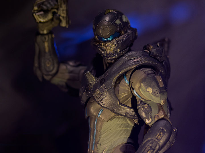 Halo 5 Guardians Figure Series 01 Spartan Locke