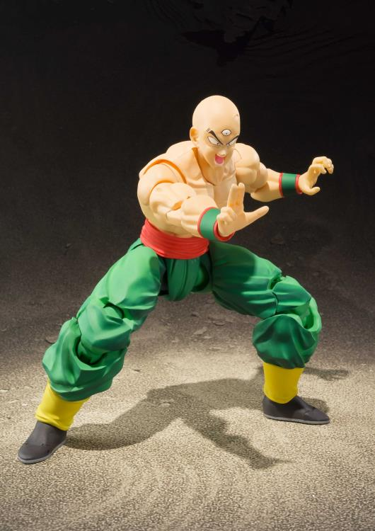 Tien la Shinhan /& Chiaotzu dragon ball Action Figure Jouet dragonball Z