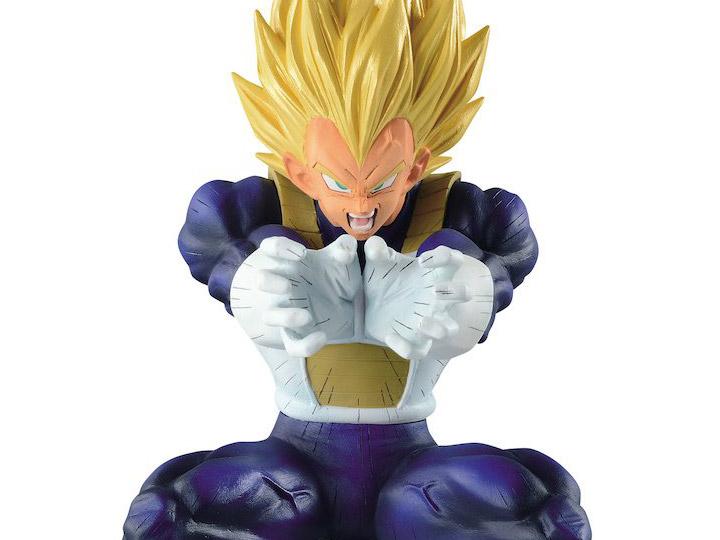 Dragon Ball Z Super Saiyan Vegeta Final Flash