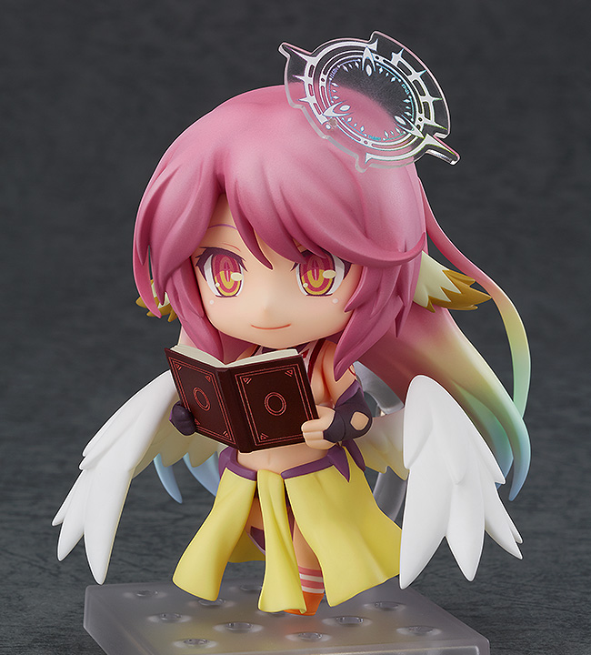 Nendoroid 794 Anime No Game No Life Jibril Cute PVC Mini Figure New In Box