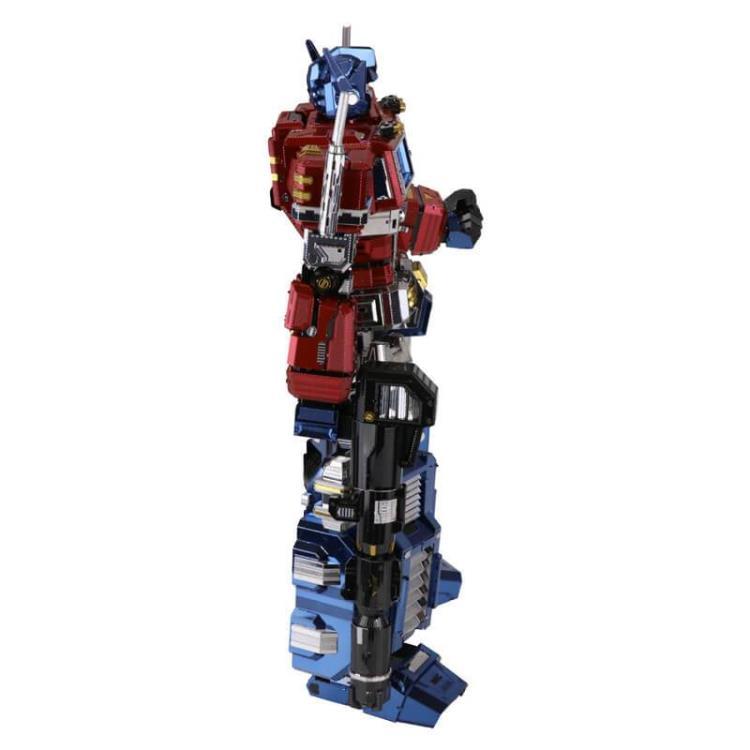 Transformers Figuring /& 3D Puzzle Optimus Prime