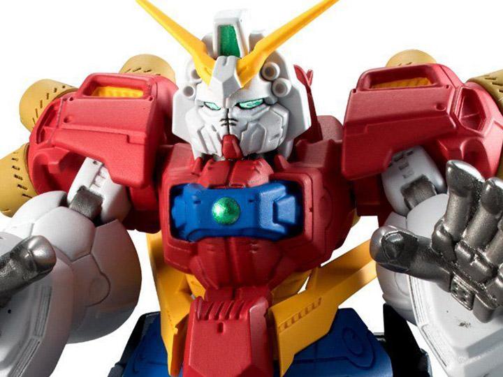 BANDAI FW GUNDAM CONVERGE EX 19 Devil Gundam Japan NEW Figure