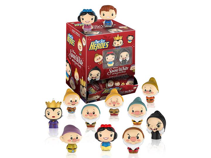 Snow White /& the Seven Dwarfs Pint Size Heroes Mystery Mini-Figure Sleepy