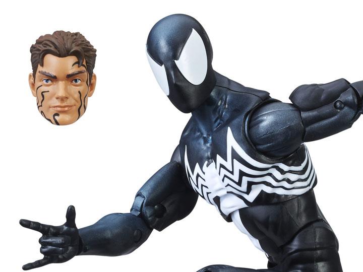 """Spider-Man Black 2017 Hasbro Marvel Legends 12/"""" Action Figure"""