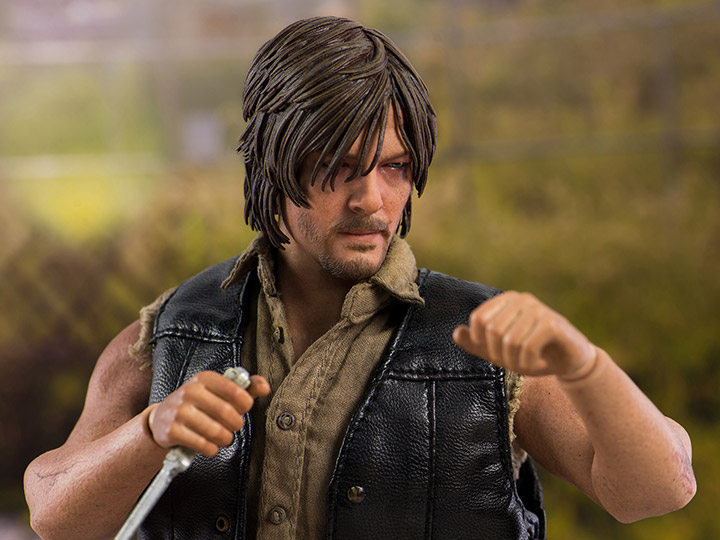 """12/"""" inch action figure for 1//6 scale items Dark hair"""