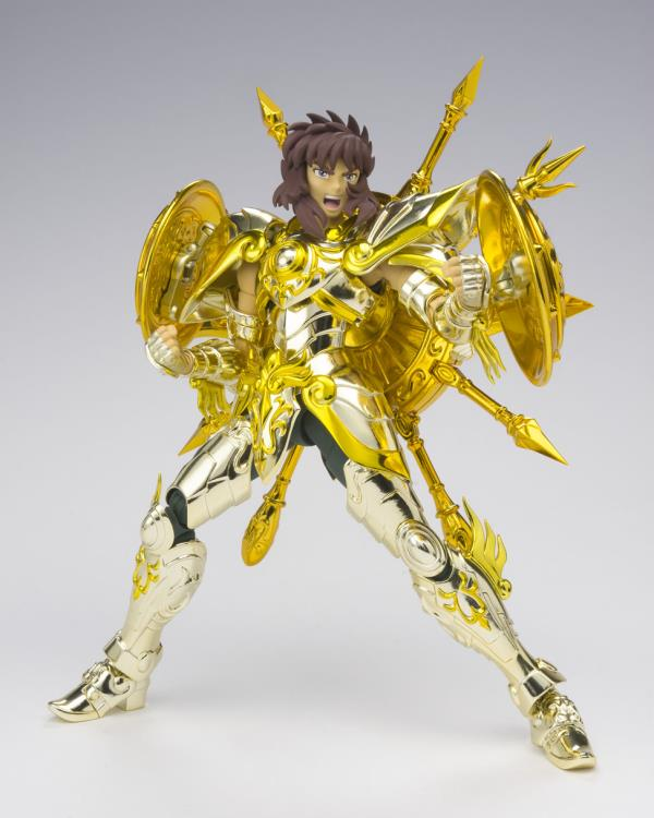 Saint Seiya Saint Cloth Myth Ex Libra Dohko God Cloth
