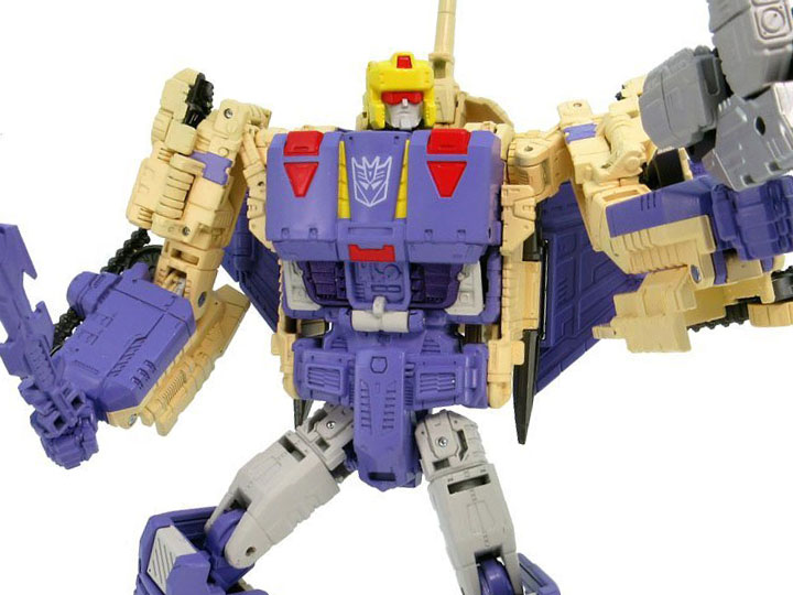 Takara TOMY Transformers Blitzwing Legends Class LG 59 Blitz wing Action Figure