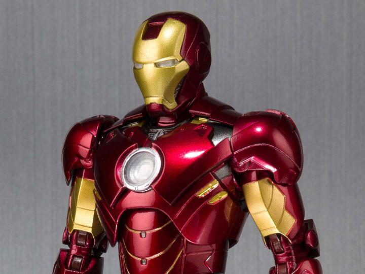 iron mark armor figuarts hall iv marvel exclusive shf bandai tamashiiweb action sh blacksbricks comics