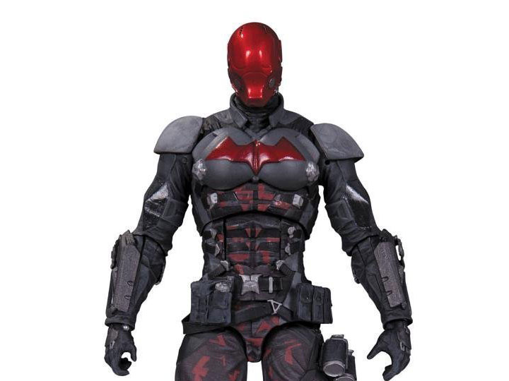 Arkham Knight DC Collectibles Batman Red Hood Action Figure