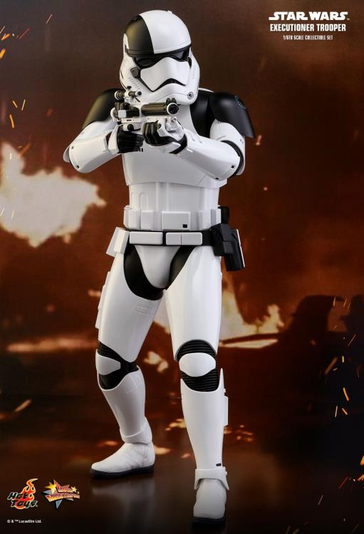 Details about  /Hot Toys 1//6th MMS428 Star Wars The Last Jedi Executioner Trooper Figure Collect