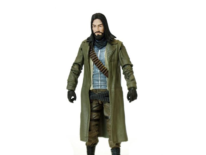 THE WALKING DEAD Jesus Figure McFarlane Toys