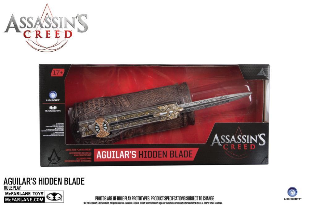 Assassin S Creed Movie Aguilar S Hidden Blade