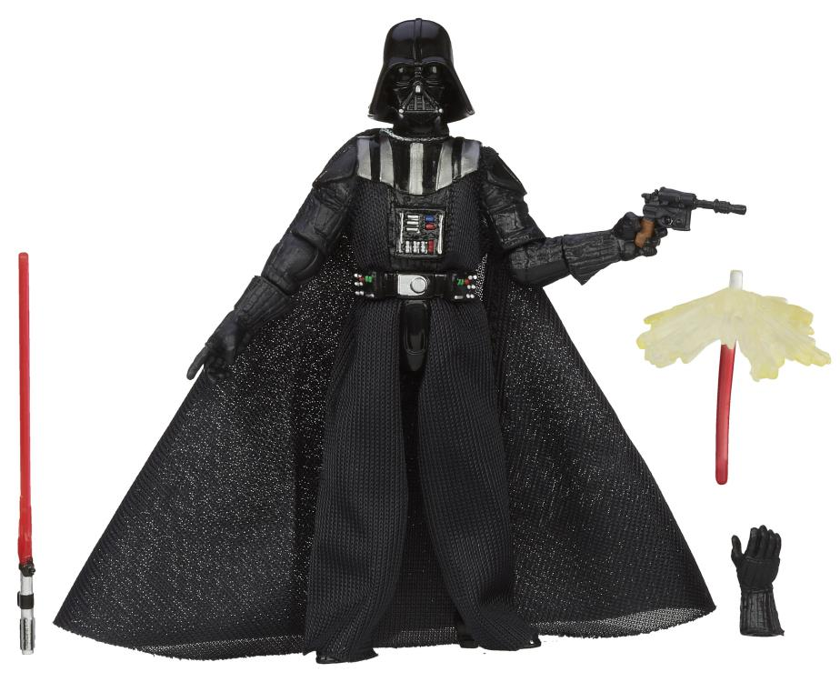 Star Wars The Black Series 3 75 Darth Vader Empire Strikes Back
