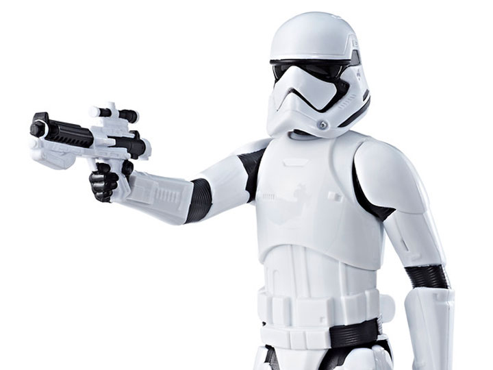 Star Wars First Order Stormtrooper 12-inch Action Figure
