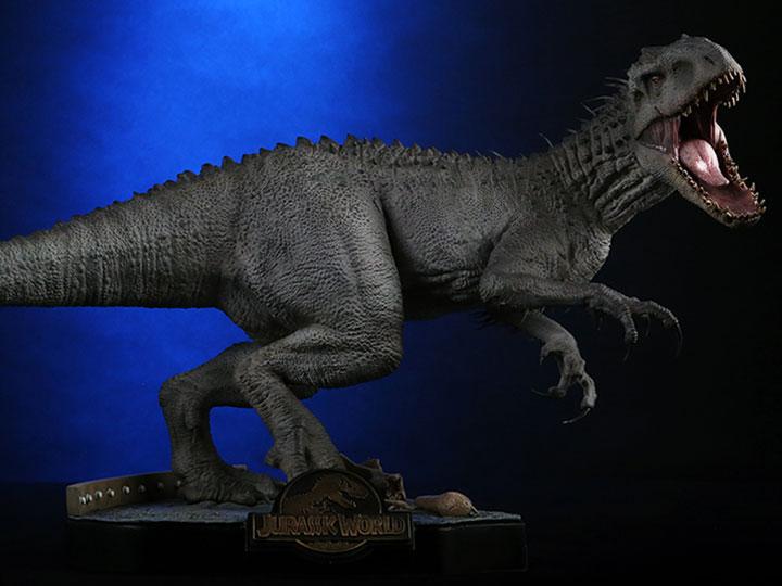 Jurassic World Indominus Rex Final Battle 1 24 Scale Diorama