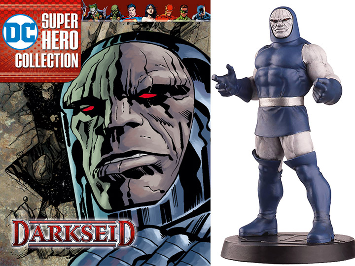 Eaglemoss Hero Collector Darkseid