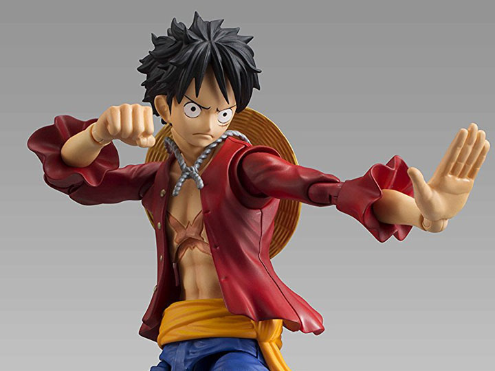 One Piece Variable Action Heroes Monkey D Luffy