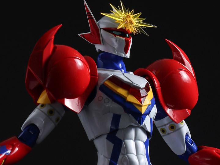 Sentinel Tatsunoko Heroes Fighting Gear Tekkaman THE SPACE KNIGHT Light Up