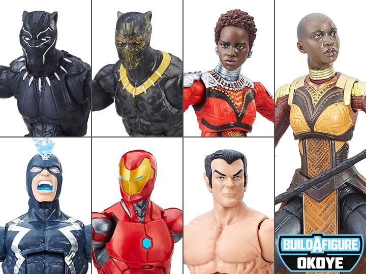 Marvel Legends BAF HEAD