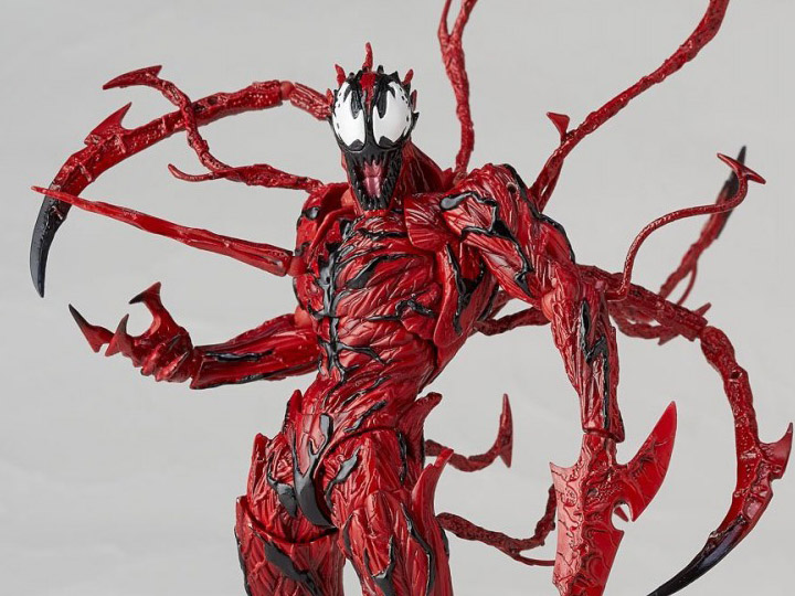 Marvel Amazing Yamaguchi Revoltech No.008 Carnage Gallery Image 1