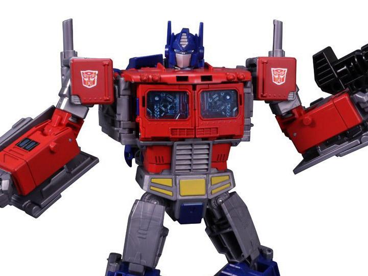 Takara Tomy Transformers Power of the Primes PP-09 Optimus Prime Disponibile!