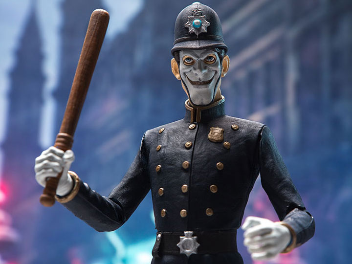We Happy Few Bobby /'s mask and hat