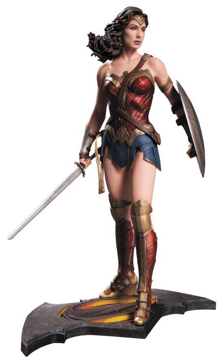 9cm Batman v Superman Statuetta Wonder Woman