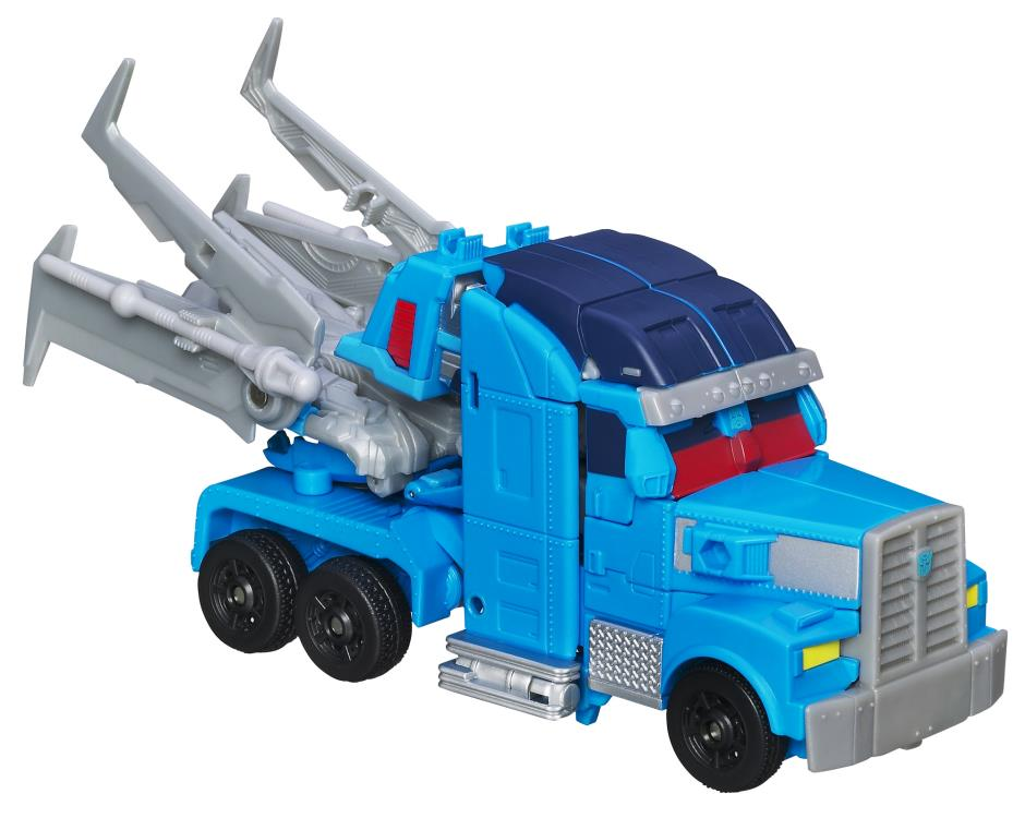 Transformers Prime Beast Hunters Ultra Magnus Action Figure