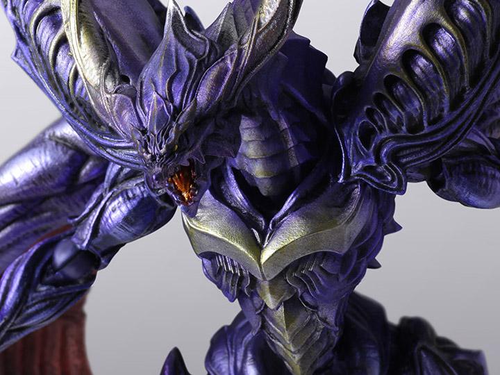 Final Fantasy Creatures Bahamut Bring Arts Action Figure Square Enix