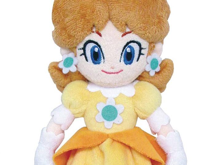 Super Mario Princess Daisy 10 Plush