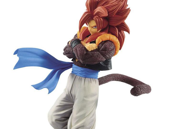 Banpresto Dragonball GT Son Goku SSJ4 FES!!