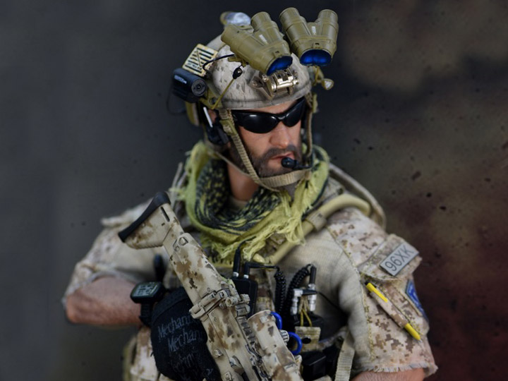 Black Tomahawk w//Sheath 1//6 scale toy Medal Of Honor Warfighter