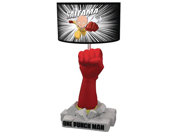 One Punch Man Table Lamp Rabbit Tanaka