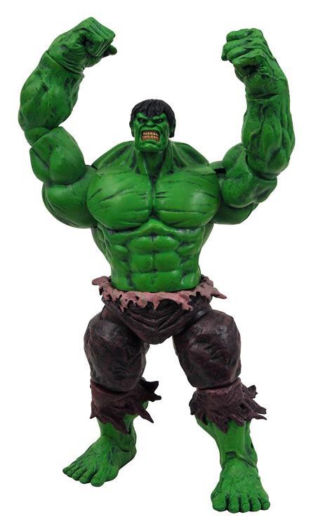 Incredible Hulk MARVEL SELECT ACTION personaggio